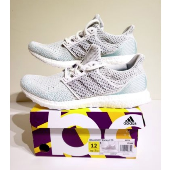 25d5def27637c Adidas Parley Ultra Boost LTD Running Shoes SZ 12